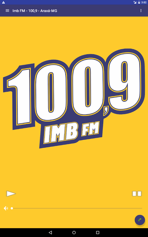 Imb FM - 100,9- screenshot
