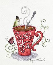"""Photo: """"Frivoli - Tea"""""""