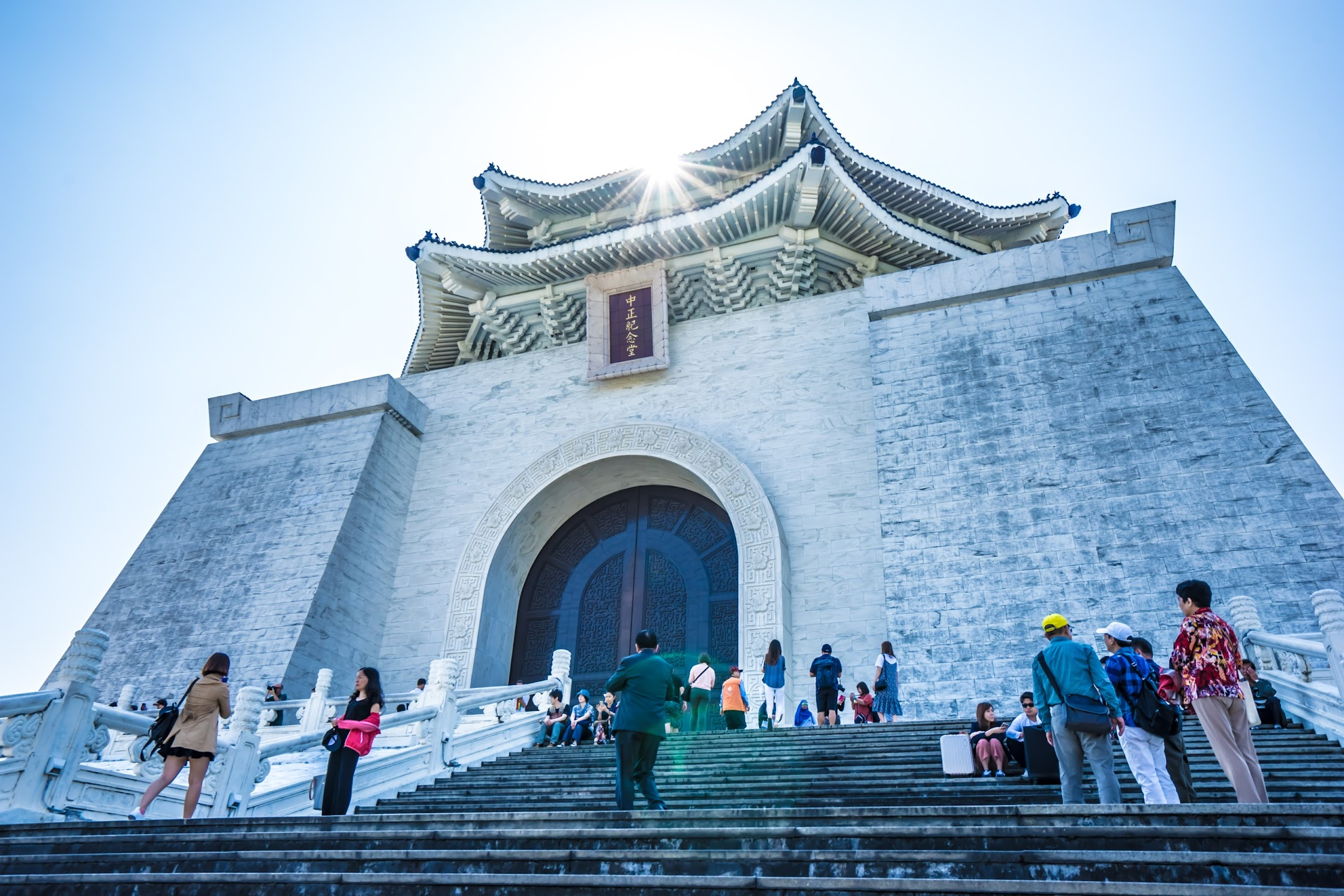 台北 中正紀念堂2