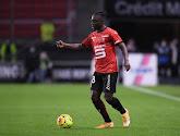 Jérémy Doku en Stade Rennes weten na een droogte van acht wedstrijden weer wat winnen is