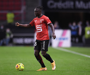 """Les premiers pas compliqués de Doku avec Rennes: """"Il n'est pas encore connecté"""""""