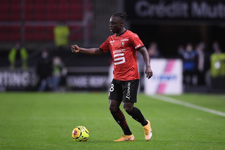 Stade Rennes houdt drie punten thuis tegen Stade Brest, basisplaats voor Jérémy Doku