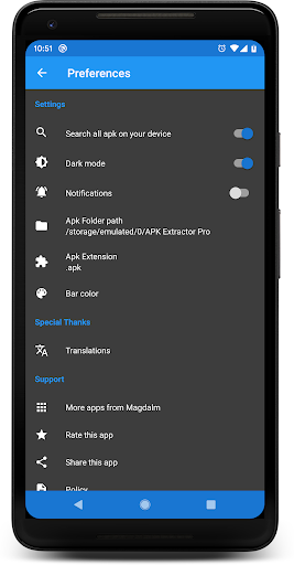 Download APK EXTRACTOR PRO on PC & Mac with AppKiwi APK