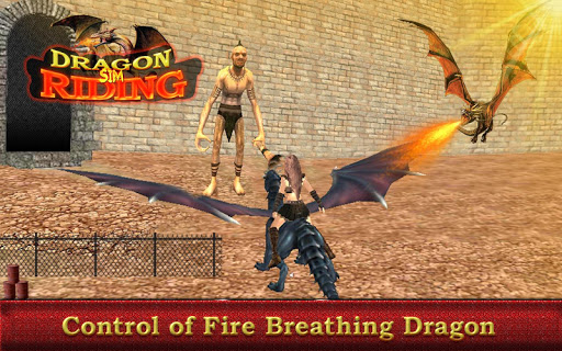Flying Dragon Simulator – Dragon Rider 1.1 screenshots 2