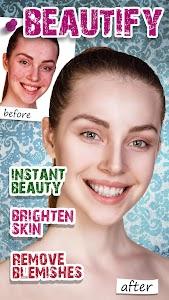 Beauty Makeup Selfie Camera MakeOver Photo Editor 1.4.3