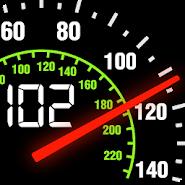 GPS Speedometer: HUD Digi Distance Meter