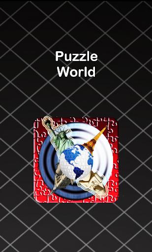 Puzzle Monuments World