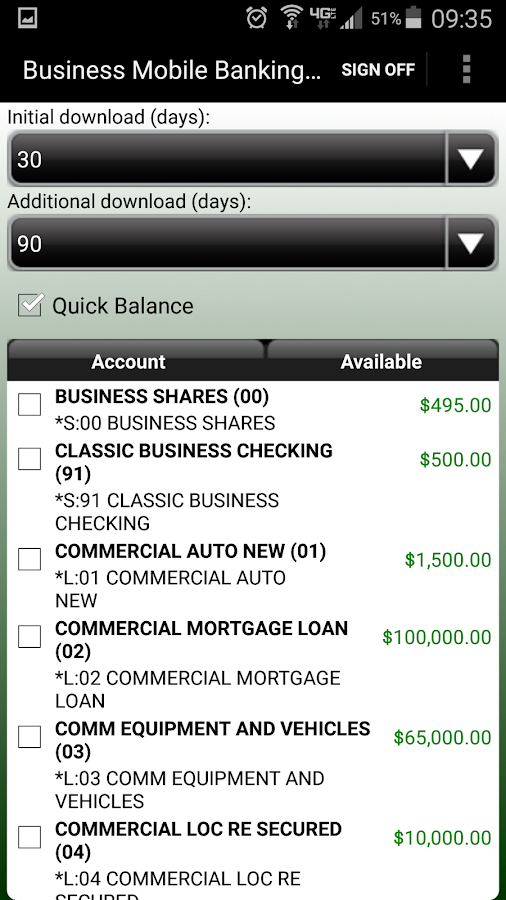 Community First CU Business- screenshot