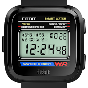 App Icon for Classic Digital Faces - Watchface for Fitbit Versa App in United States Play Store