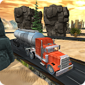 Oil Tractor Construction Truck Simulator - 2018 icon