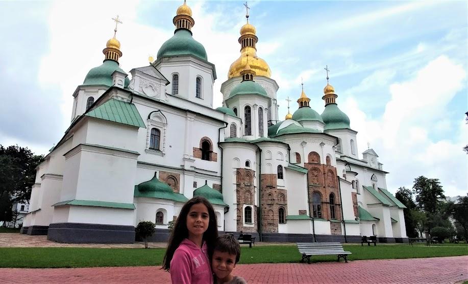 Santa Sofia Cathedral