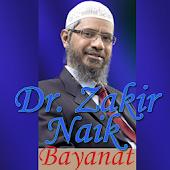 Dr. Zakir Naik Bayanat