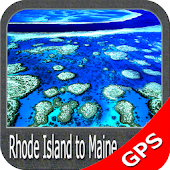 Rhode Island to Maine GPS