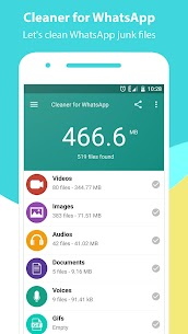 Phone Cleaner for WhatsApp Apk 9
