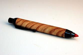 "Photo: Clif Poodry - Sketch Pen - 4"" x 7"" - honey locust"