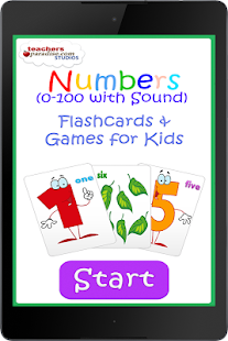 0-100 Kids Learn Numbers Game- screenshot thumbnail