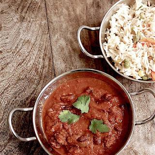 Kidney Beans Curry – Rajma Masala