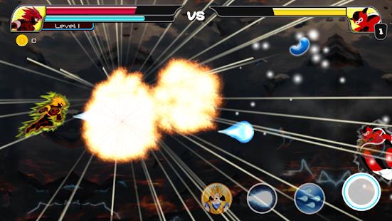 Batalha Saiyajin do Goku screenshot