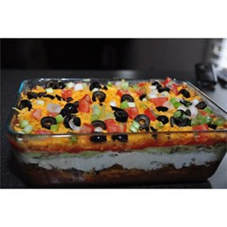 Mexican Layer Dip Without Beans Recipes