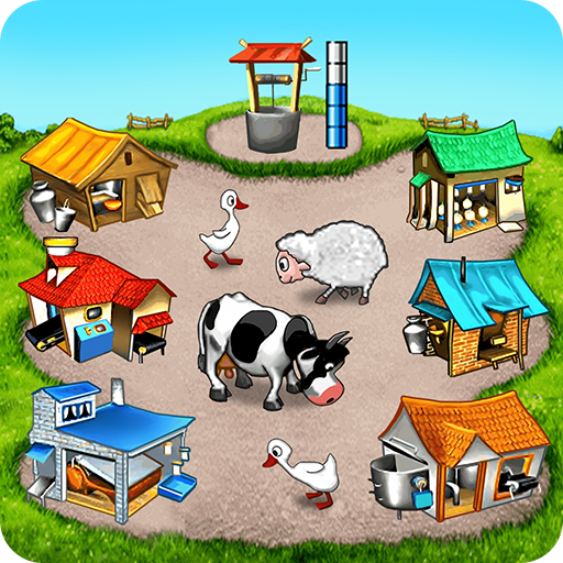 Farm Frenzy Free: Time management game - Apps on Google Play