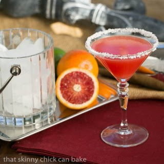 Blood Orange Margarita #BloggerCLUE