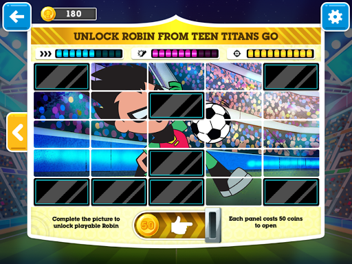 Toon Cup 2018 - Cartoon Networku2019s Football Game 1.0.15 screenshots 7