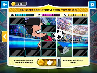 Toon Cup 2018 - Cartoon Network's Football Game APK screenshot thumbnail 7