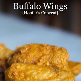 Hooters Buffalo Wings (Copycat).