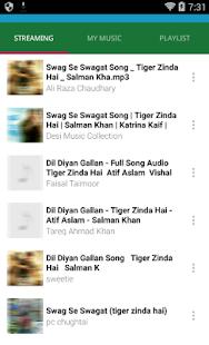 Tiger Zinda Hai Mp3 Song - náhled