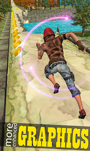 Evil Temple Action Run Unlimited 2