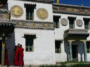 Photo: Erdene Dzuu kolostor, Tibeti-mongol lámaközpont