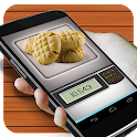 Weight Meter Pocket Scale Joke icon