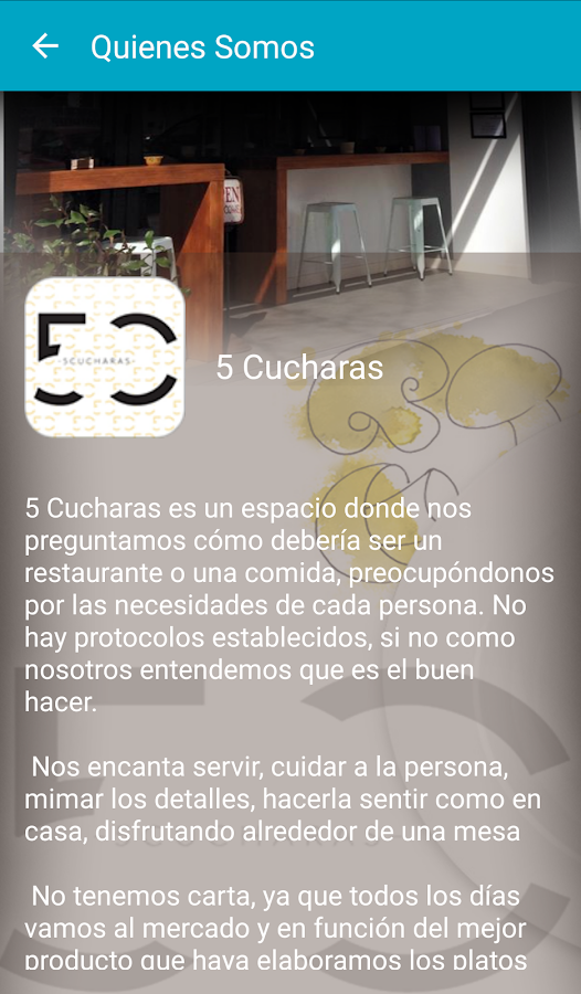 5 Cucharas- screenshot