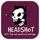 Headshot GFX Tool and Sensitivity settings Guide
