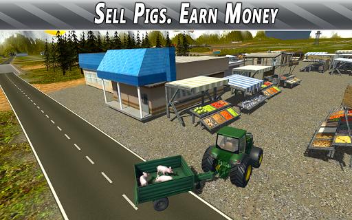 Euro Farm Simulator: Pigs 1.03 screenshots 4