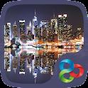 Big City GO Launcher Theme icon