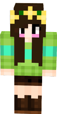 ***ORGINAL NOT MINE***** (i changed the sweater from green and yellow to green and blue and the eyes*
