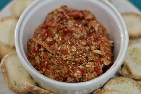 Roasted Red Pepper & Artichoke Tapenade Recipe