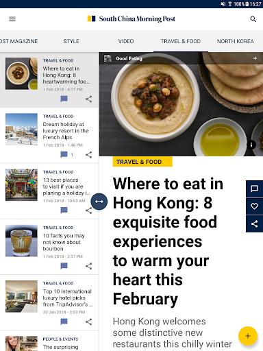 South China Morning Post 5.6.8 Screenshots 9