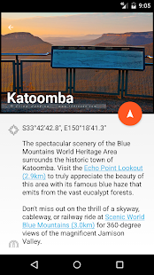 Blue Mountains - Let'sGoToAU- screenshot thumbnail
