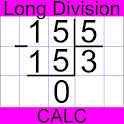 Long Division Calc icon