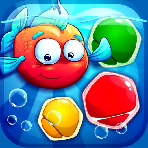 Pearl Paradise - Hexa Match 3 (game)
