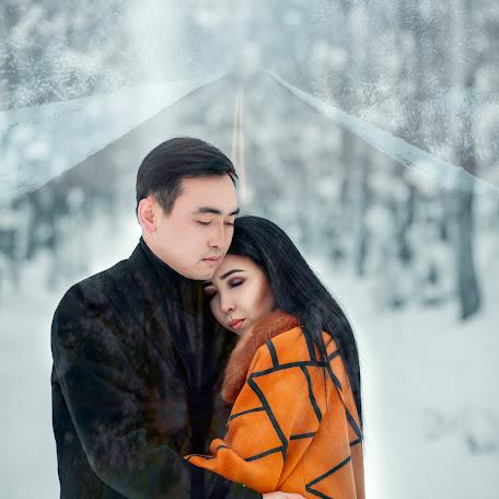 Wedding photographer Ansar Rakhmankulov (Ansarphoto). Photo of 18.01.2018