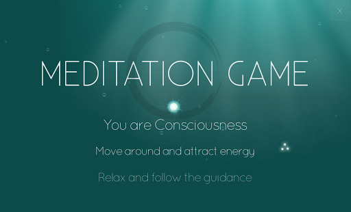 Meditation Game Screenshot