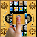 Fingerprint Door Lock Prank icon