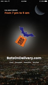 Bats On Delivery screenshot 0