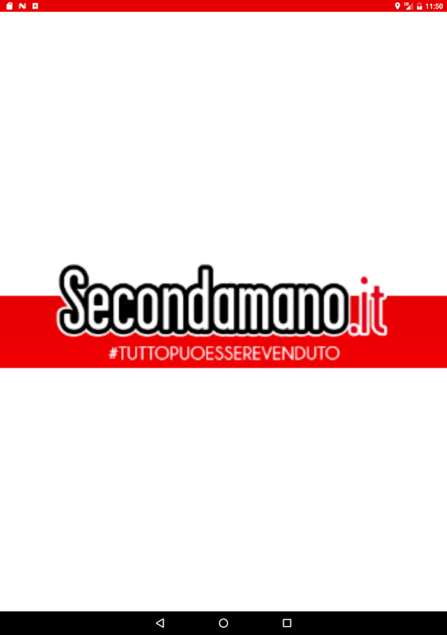 Secondamano- screenshot