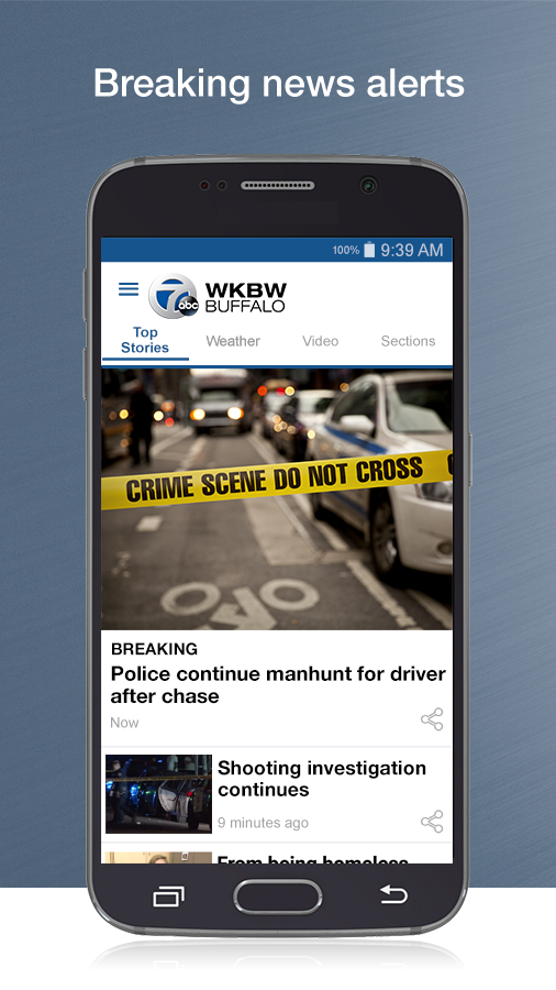 WKBW 7 Eyewitness News- screenshot