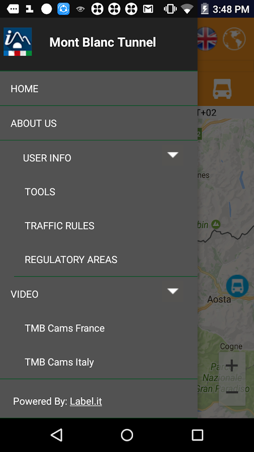 TMB Mobility- screenshot