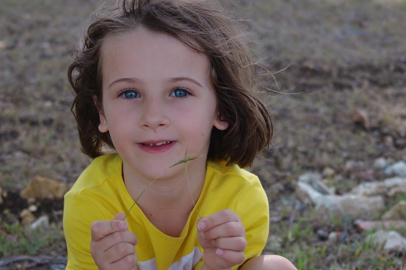 Lisa dagli occhi blu di Magendie
